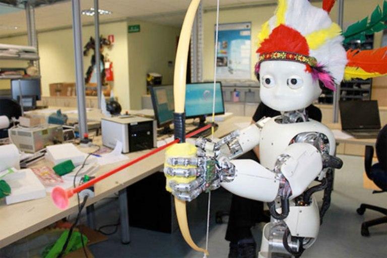 Archer Robot