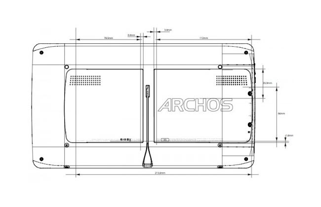 Archos A101 Internet Tablet