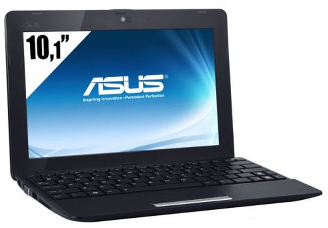 Asus Eee PC 1015PN NVIDIA ION Netbook Headed To US