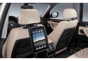 BMW iPad Dock