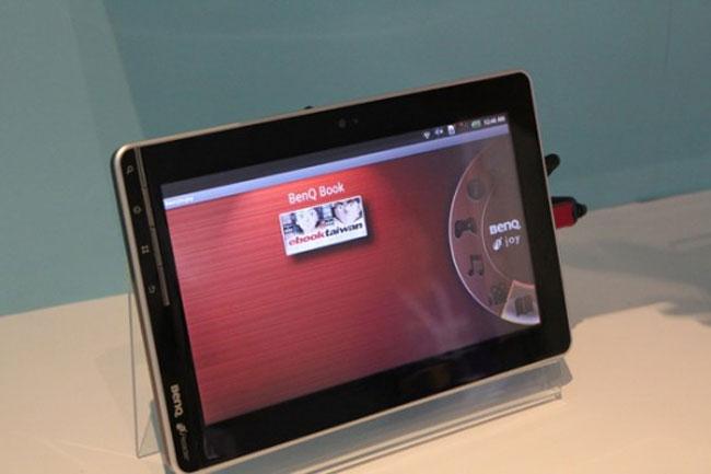 BenQ nReader R100 Android Tablet