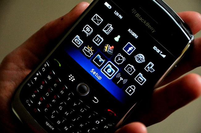 BlackBerry App World Hits 10,000 Apps