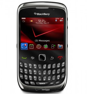 BlackBerry Curve 3G Headed To Verizon September 16th