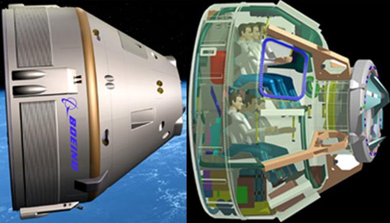 Boeing Spacecraft
