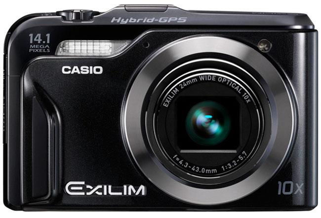 Casio Exilim EX-H20G Compact=