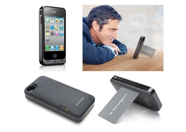 Credit Card iPhone Stand Case