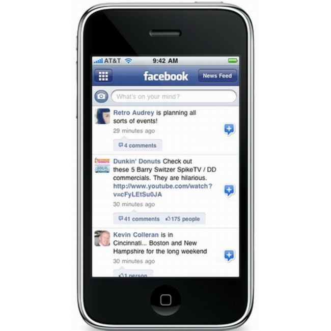 Does Facebook Have A Phone In The Works?