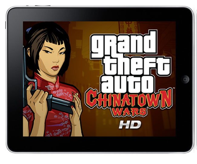 Grand Theft Auto Chinatown Wars HD Coming To iPad Next Week