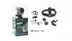 GoPro HD Hero 960 Wearable Camcorder