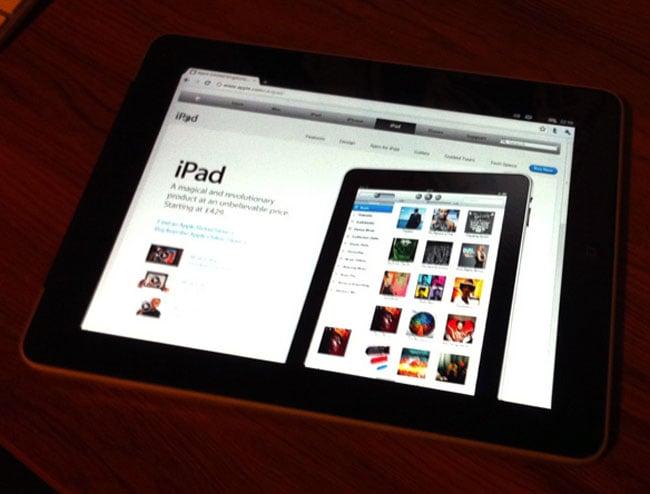 Google Chromium OS Running On iPad