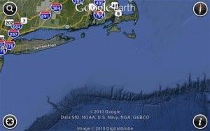 Google Earth Ocean Views iOS
