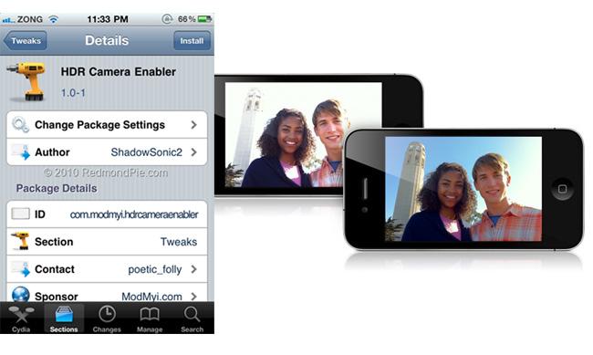 HDR Enabler App