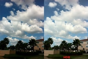 HDR iPhone 3GS 3G