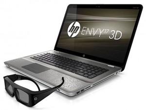 HP Envy 17 3D Notebook