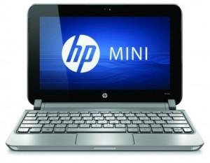 HP Mini 210 Netbook Gets Updated