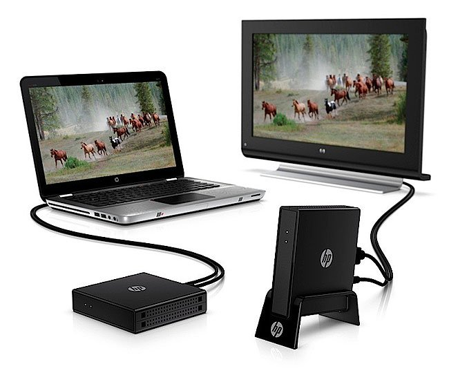 Hp Wireless Tv Connect Streams 1080p Video