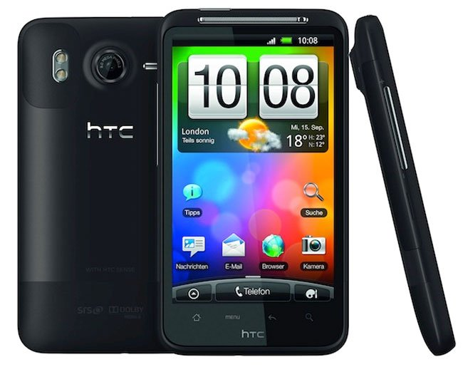 HTC Desire HD UK