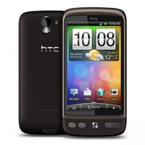 HTC Desire Android 2.2