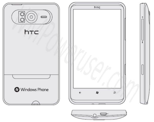 HTC HD7 Windows Phone 7