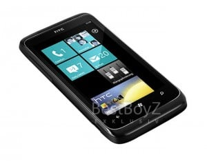 HTC Mondrian Windows Phone 7