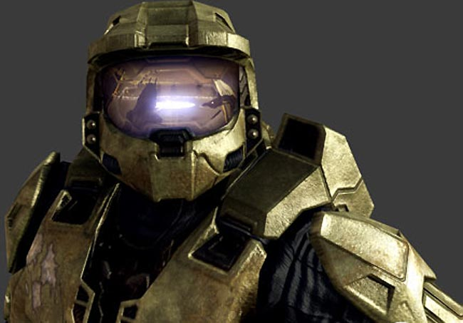 Halo Reach Master Chief