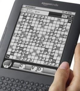 Kindle Scrabble