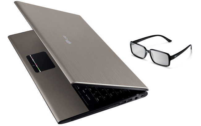 LG Xnote A510 3D Notebook