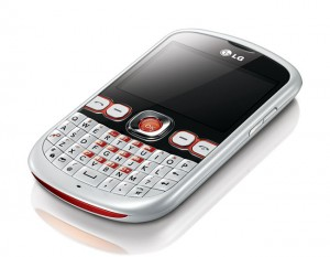 LG Town C300 Mobile Phone Announced