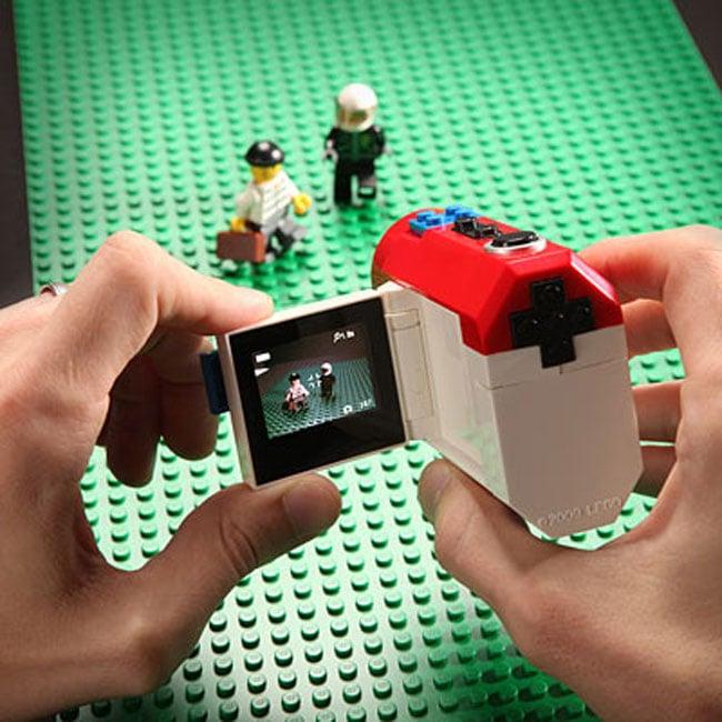 Lego Stop Animation Video Camera