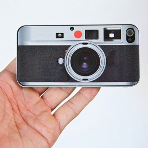 Leica iPhone 4 Decal