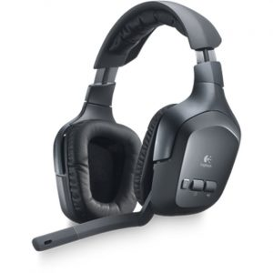 Logitech F540 Wireless Gaming Headset Announced