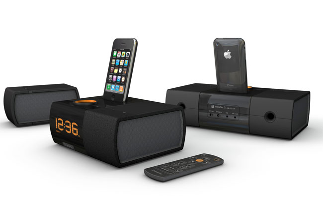 Xtreme Mac Launches Two New iPhone And iPod Audio Docks
