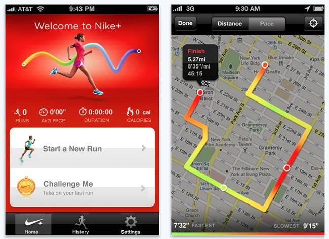 Nike+ GPS