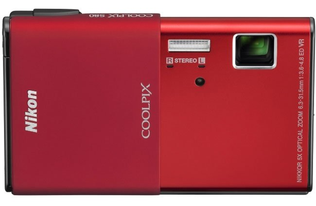 Nikon CoolPix S80 Features OLED Touchscreen