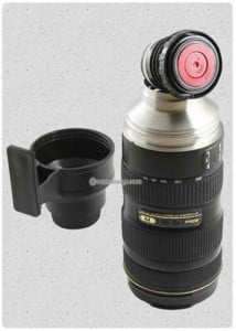 Nikon Thermos Bottle