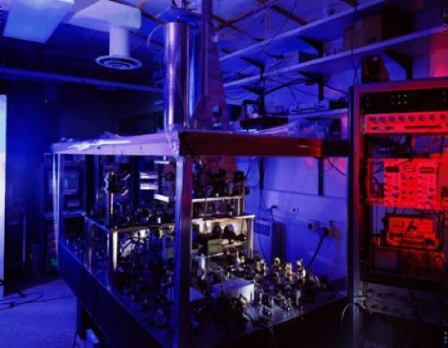 DARPA NIST Atomic Clock