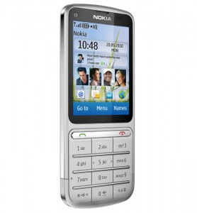 Nokia Launches C3 Touch And Type