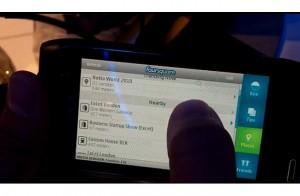 Nokia Foursquare