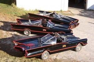 Get Your Own Official 1966 Batmobile Replica