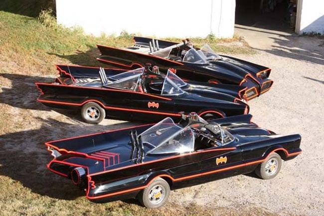 Get Your Own Official 1966 Batmobile Replica
