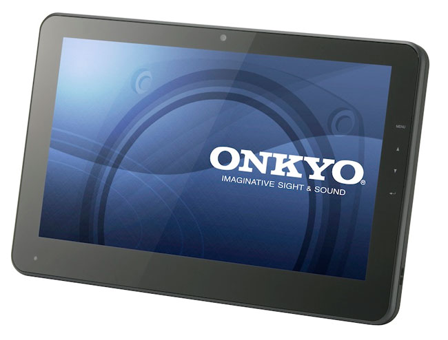 Three Onkyo Windows 7 Tablets Announced