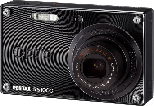 Pentax Optio RZ10 And RS1000 Compact=