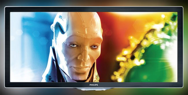 Philips Launches 21:9 3D Cinema TV