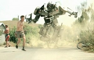 Russian Dueling Transformers Short Movie (video)