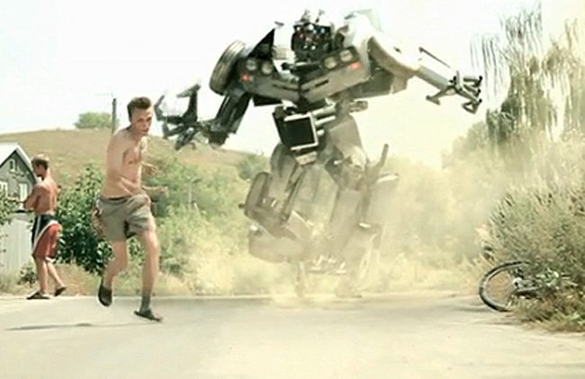 Russian Dueling Transformers