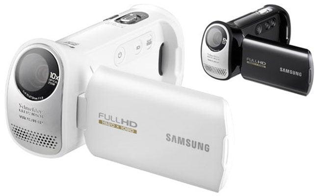 Samsung HMX-T10 HD Camcorder