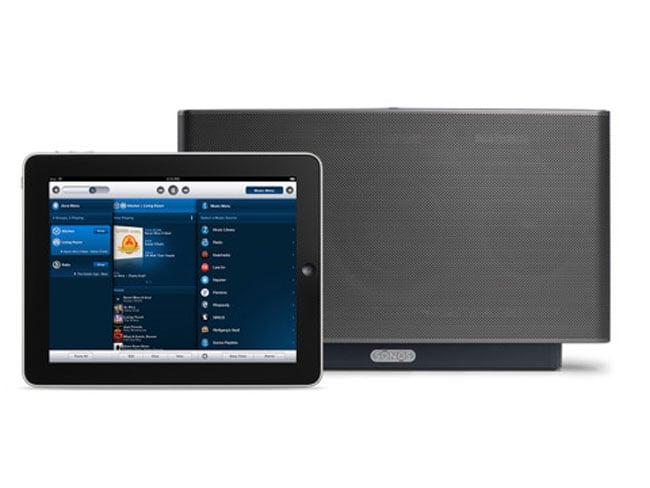 Sonos Controller iPad App Released