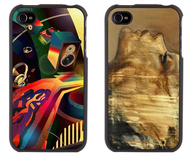 Speck Fitted Artsprojekt iPhone 4 Cases