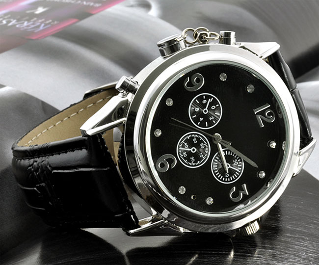 Spymax W1 Spy Camera Watch
