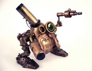 Steampunk Mr Potato Head